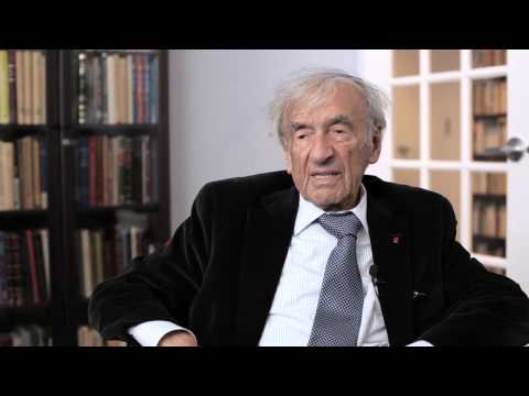 A Tribute From Elie Wiesel - SINAI Schools