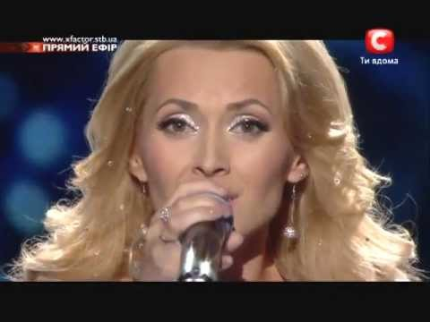 Aida Nikolaychuk - Lonely - [ X- Factor-3 ]