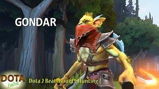 Dota 2 Beat EP.4 : Bounty Hunting | Bounty Hunter | Online Games PC