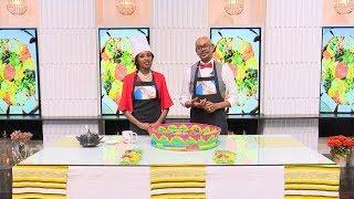 የፆም ምግቦች አዘገጃጀት በራኬብ እና አስፋዉ በእሁድን በኢቢኤስ/Sunday With EBS Asfaw & Rakeb Make Tsom Food