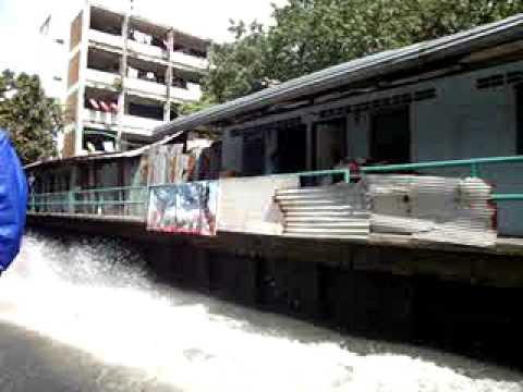 River Taxi, Bangkok, Thailand