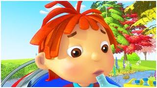 رسوم متحركة للاطفال | الدنيا روزي | عادات صحية للأطفال | مجموعة | قناة براعم | كارتون | Spacetoon