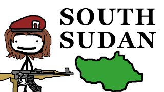 South Sudan, the World