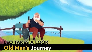 Old Man's Journey Is A Gentle Storybook Adventure