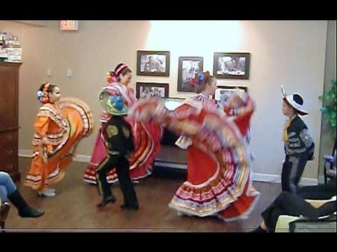 The Mexican Hat Dance!!! (Children's version)