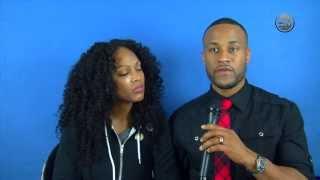 Meagan Good & Devon Franklin Talks on Family Life