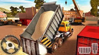 City Construction Builder County Mall: Excavator Simulator - Android GamePlay