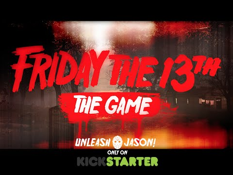 Friday the 13th: The Game - The Official Kickstarter Video