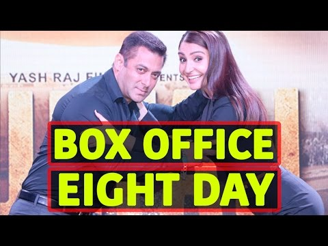 Box Office: Salman Khan's Sultan Still Soaring High On Eighth Day!