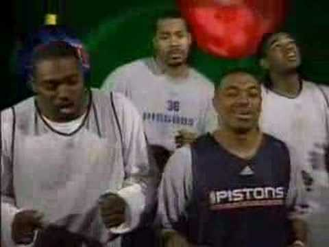 Jingle Bells: From Rasheed Wallace and Company Video