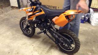 cry 50cc dirt bike sale on gumtree