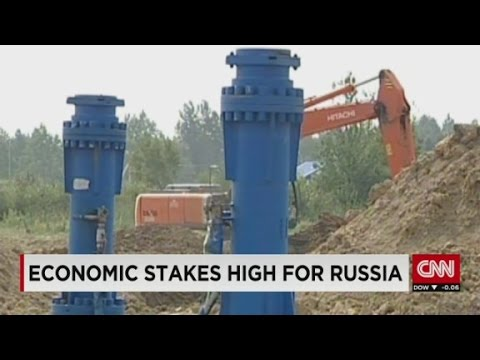 Low oil prices costing Russia