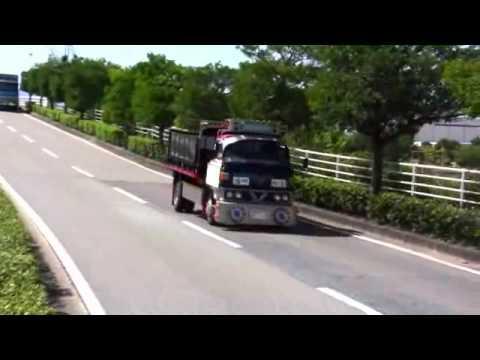 昭和生まれのトラック走行会