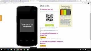 download lagu Cara Membuat Aplikasi Android Tanpa Coding Dengan Appsgeyser gratis