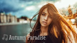 AUTUMN PARADISE - Old School Hip Hop Rap Beat Instrumental