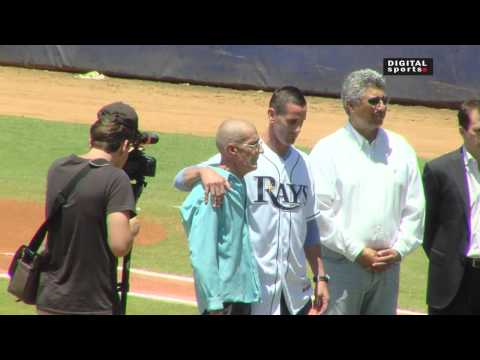 MLB All-Star Grant Balfour's touching tribute to his father