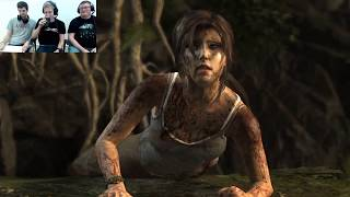 Feral Plays Tomb Raider on Linux