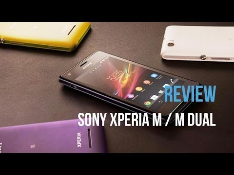 Review Sony Xperia M (Español)