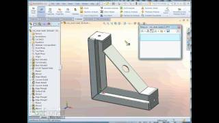 SOLIDWORKS 2011 - Measure Tool