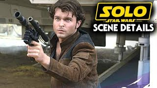 Solo A Star Wars Story Scene Details Explained! (Star Wars News)