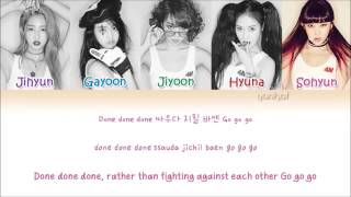 in a short time ( 4minute  — hate )