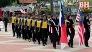 Raptai sambutan Hari Kebangsaan 2016 di Melaka