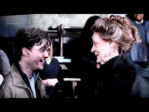 Harry Potter cast farewell