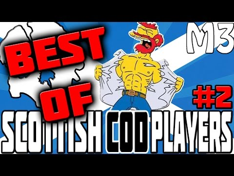 BEST OF Sh*t Scottish Cod Players Say #2 (Feat: Aye No Bother/Noodless & Watsy) (Hilarious)