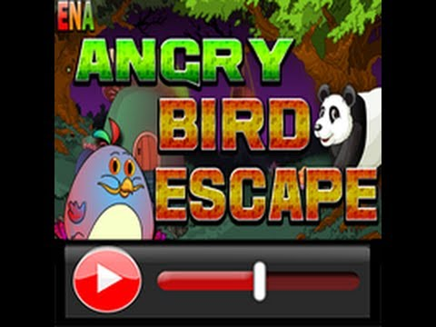 Ena Angry Bird Escape Walkthrough video