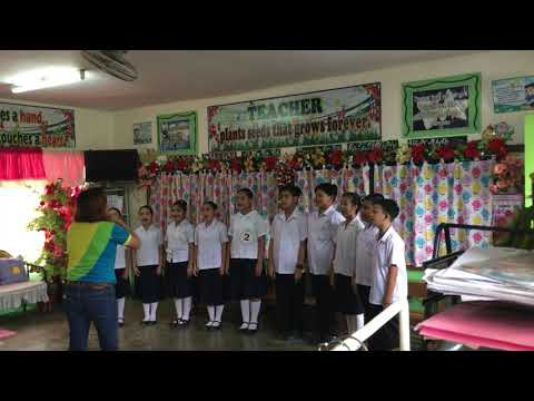 From A Distance -San Miguel Elementary School Choir 2019