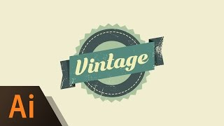Quick Tutorial Create a Reusable Retro Type Treatment
