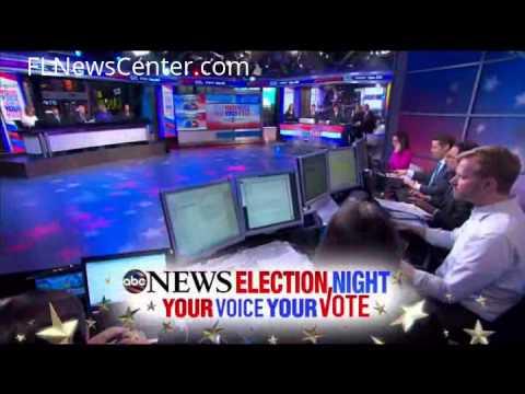 ABC News Election Night 2014 Coverage - Intro