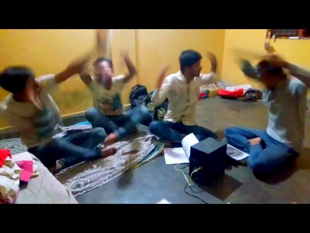 Must watch !! Funny exam time and study in different style
