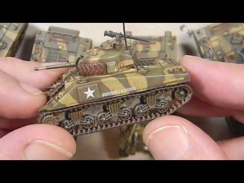 How to Paint 15mm Camouflage Tanks