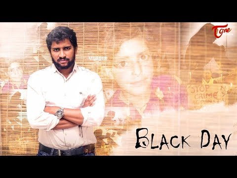 Black Day || Must Watch Telugu Short Film 2018 || By Arudra Mahaveer || TeluguOneTV