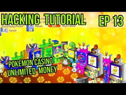 Hacking Tutorial | The Golden Pokeball Casino Arcade - Flash Game | Unlimited Money