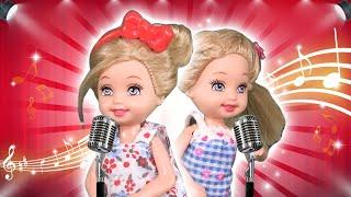 Barbie - The Twin's Concert Practice | Ep.113
