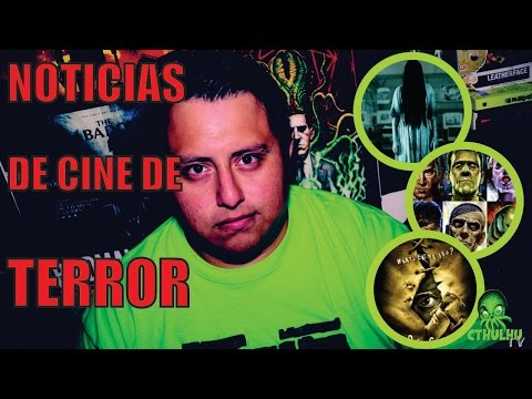 El aro 3, Jeepers creepers 3, La momia TerrorNews #2