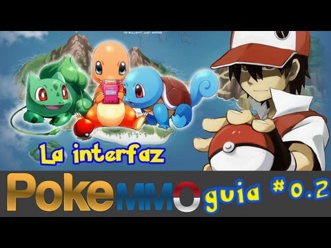 PokeMMO - Guia #0.2 - La interfaz - Pokemon Online