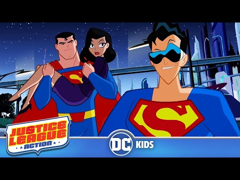 Justice League Action | Plastic Man of Steel | Episode 15