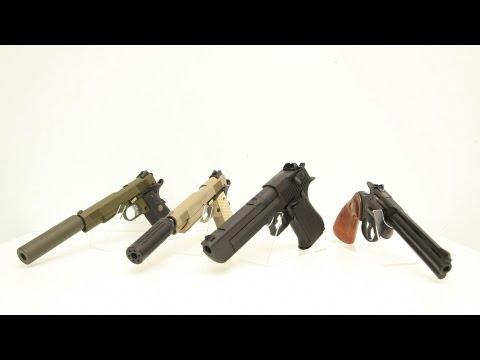 Pistol Resurrection - Old School Cool - RedWolf Airsoft RWTV