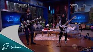 Gitar Battle Piyu dan Meliani Siti