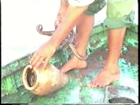 La pêche aux poulpes à SAYADA