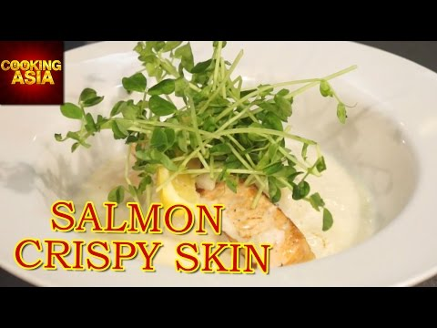 Salmon Crispy Skin At Heart & Soul Cafe | Cooking Asia