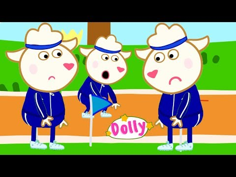 Dolly & Friends Funny Cartoon for kids Full Episodes #135 FULL HD