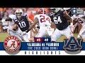 #5 Alabama vs #15 Auburn Highlights: Bama suffers HUGE loss in a wild 2019 Iron Bowl | CBS Sports