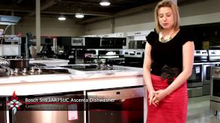 Bosch SHE3AR75UC Ascenta Dishwasher