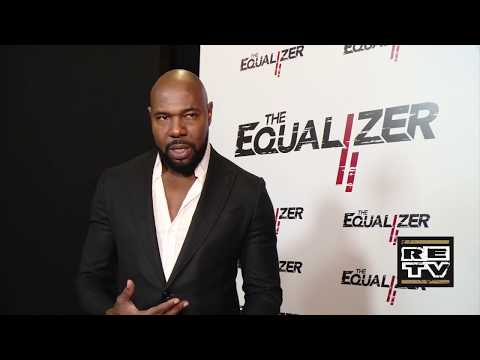The Equalizer 2 - Antoine Fuqua Interview