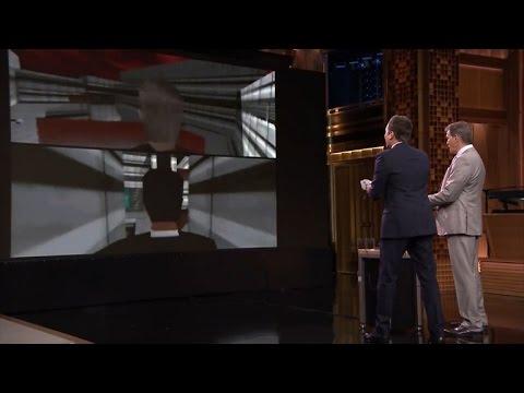 Jimmy Fallon Destroys Pierce Brosnan at 'GoldenEye' Game