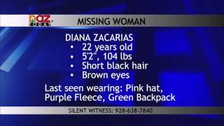 The Search for a Missing Woman in Grand Canyon